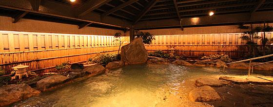マハイナ大浴場